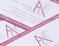 Accents of Elegance Branding