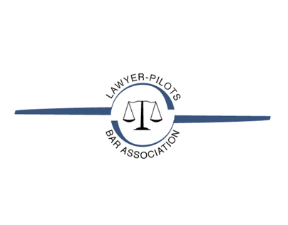 Lawyer Pilots Bar Association Logo
