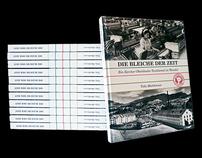 Book Design Die Bleiche der Zeit