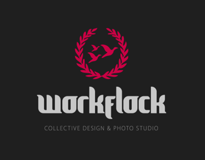 Workflock Collective - Logo & Visual Identity Design