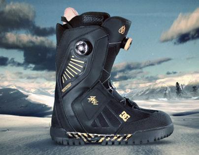 DC / Travis Rice Boot