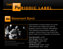 The Periodic Label