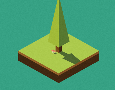 Forest animation