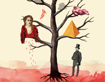 The Weird Tree: A Fairy Tale poster