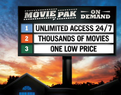 Optimum TV On Demand MoviePak