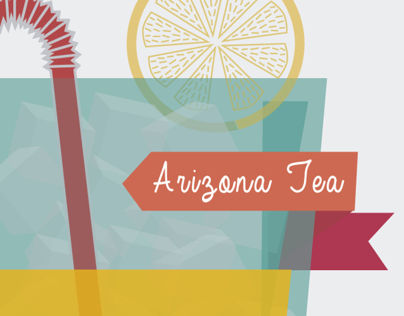 infographic Arizona Tea