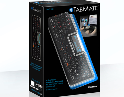 Mobile Accessories Packaging - Tabmate