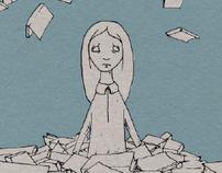 »die sterntaler« | graphic novel