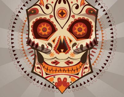 SFSU Dia de los Muertos 2013