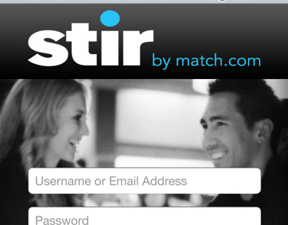 Match.com - Stir Mobile App