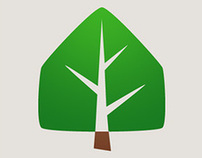 UrbanTree Logo / Business Card / Letterhead Design