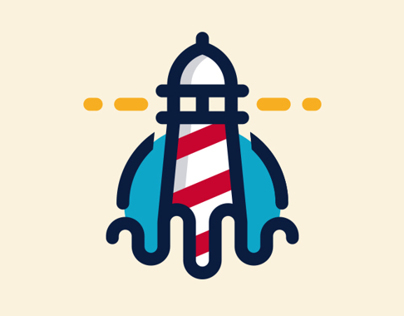Lighthouse (On Sale Logo)