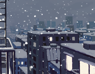 Winter City