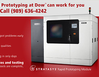 Dow Chemical Rapid Prototyping Brochure