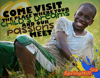SpringHill Camps Direct Mail