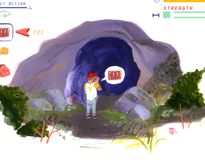Lucky Peach Submission: Meat Cave