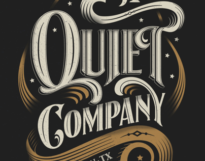 Quiet Company t-shirt