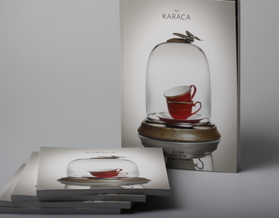 Karaca Catalogue Design