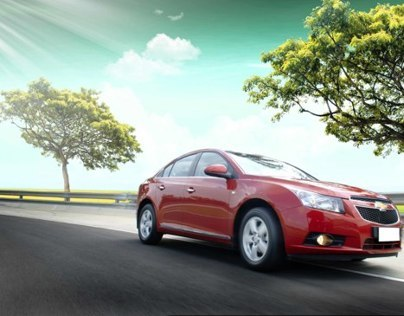 safety with Chevrolet Cruze