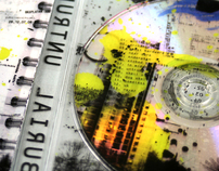 Burial Untrue CD Cover
