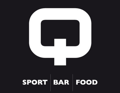 QUBE SPORTS BAR (MEYDAN) LOGO DEVELOPMENT
