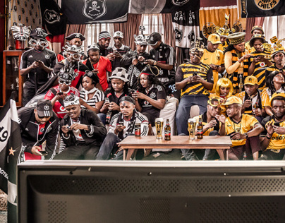Carling Black Label for Social Media