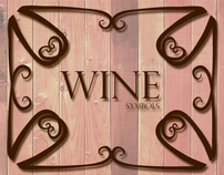Wine Typography