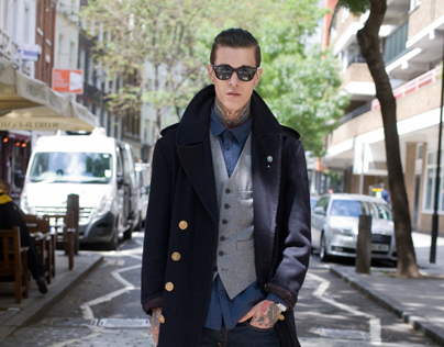 *Streetstyle- Men London 8 *