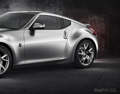 Automotive CGI