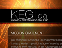 KEGI night club websites