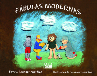 Modern Fables Childrens Book