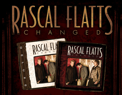 Rascal Flatts Changed: Advertising