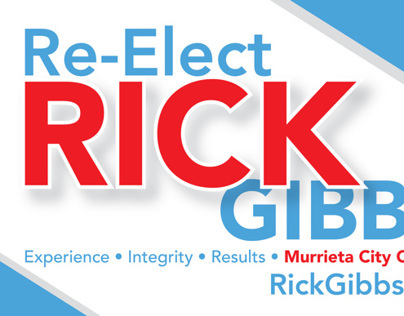 Marketing Collateral - Campaign - R. Gibbs
