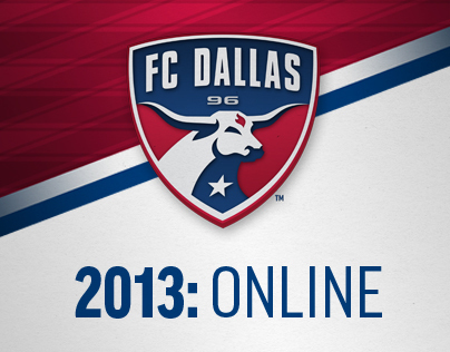 2013: FC Dallas Online Collateral
