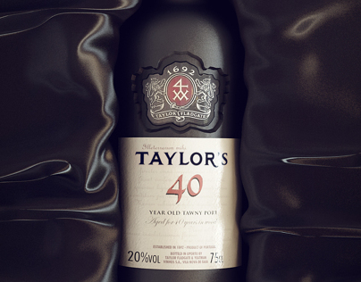 Taylors 40 Year Old Tawny