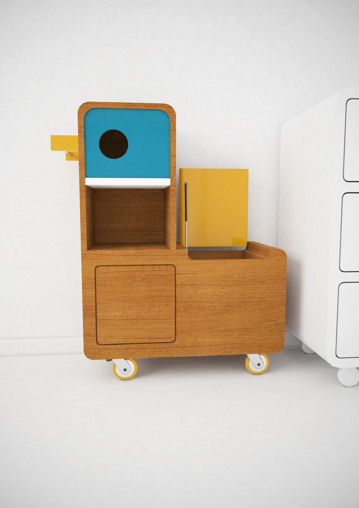 quackie :: duckie kids storage