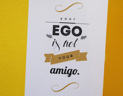 Post card  |  Ego