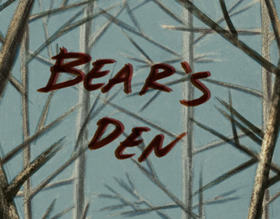 Bears Den Album Cover