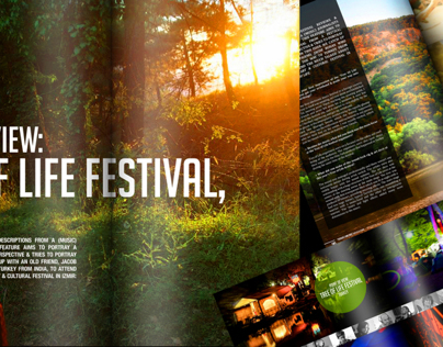 Tenzi ♪ Music Magazine October Edition