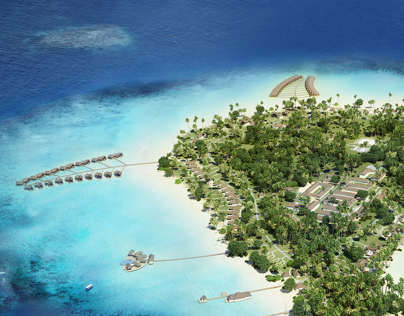 BVLGARI Resort - Maldives