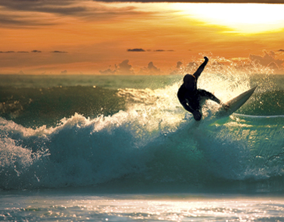 Surfing Composite