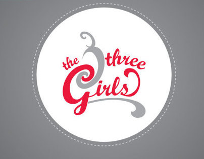 """The Three Girls"" Corporate Identity"