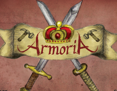 Armoria - The Armor Exibition