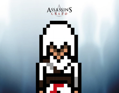 Pixel Creed (Assassin's Creed)