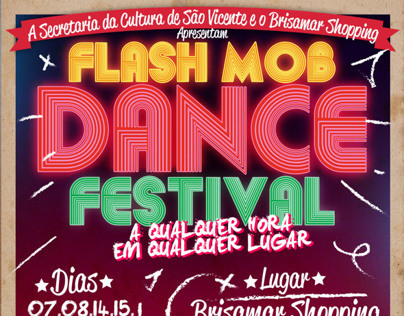 Flash Mob Dance Festival