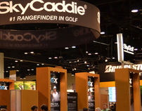 2011 - PGA SHOW GRAPHICS - - - SKYGOLF / SKYCADDIE