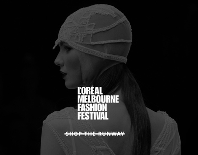 LOreal Melbourne Fashion Week - Shop The Runway