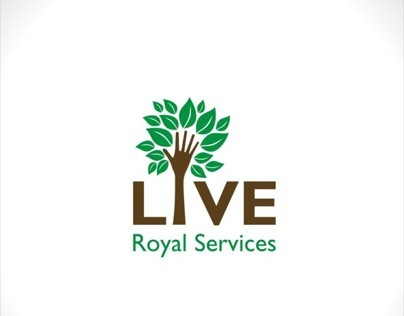 Logo-Royal Live Services (Care and Concern for People)