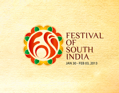 Festival of South India - Logo