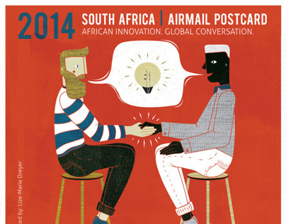 Cape Town | World Design Capital 2014 | Stamp Design